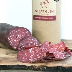 Green Pepper Venison Salami Gift Box