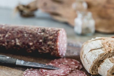 Scottish Pork Salami